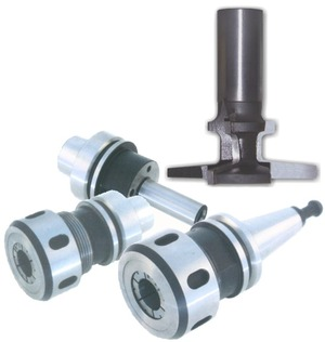 CNC-tools and clamps