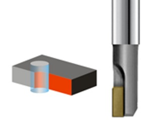 MD-router bit